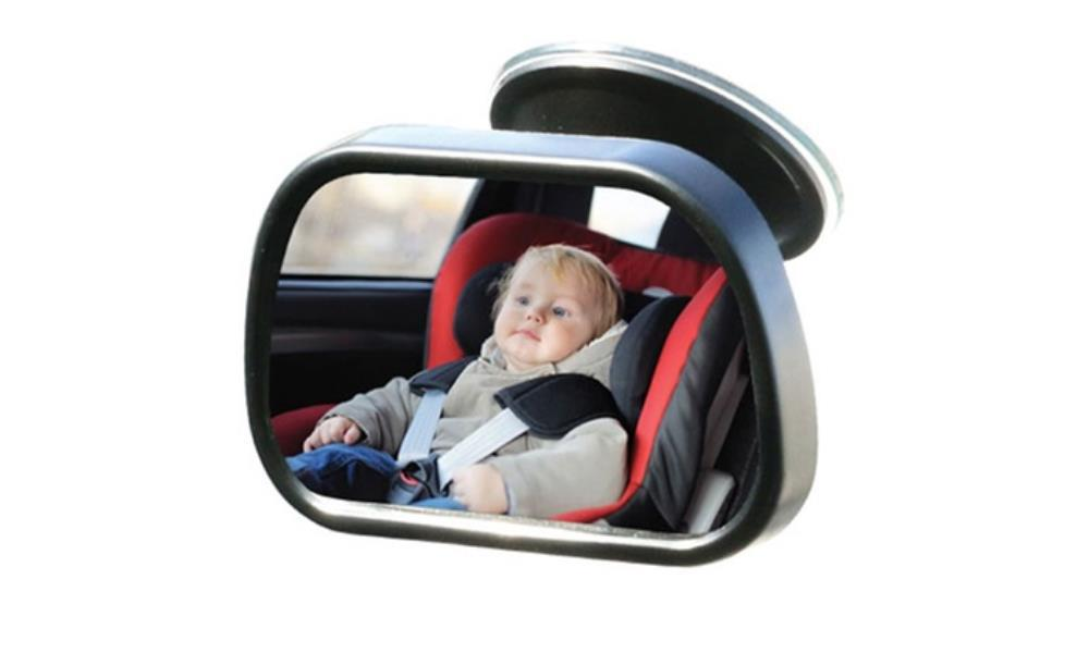Armor All: Adjustable Back Seat Mirror image