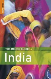 The Rough Guide to India by David Abram image