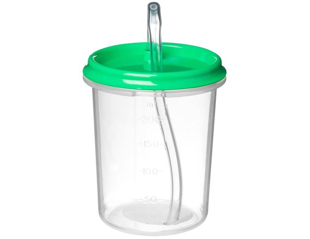 Sistema Hydrate Dinkee Straw (250ml)