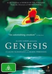 Genesis on DVD