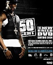 50 Cent - The New Breed on DVD