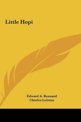 Little Hopi by Edward A Kennard image