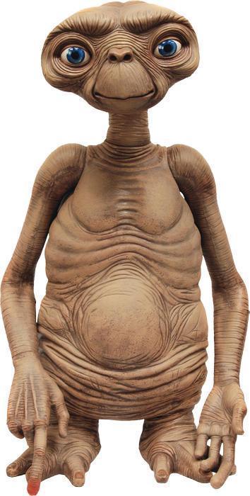E.T. Stunt Puppet Life Size Replica