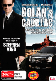 Dolan's Cadillac on DVD