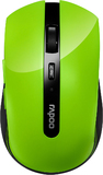 Rapoo 5G Wireless Optical Mouse (Green)