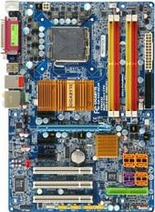 Gigabyte GA-G33-DS3R        LGA775