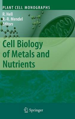 Cell Biology of Metals and Nutrients image