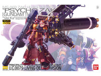 MG 1/100 High Mobility Type Psycho Zaku Ver.Ka (GUNDAM THUNDERBOLT ver.) -Model Kit