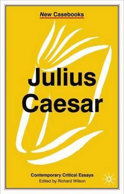 Julius Caesar by Richard Wilson image