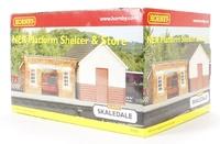 Hornby: Skaledale - North Eastern Railway Platform Shelter image