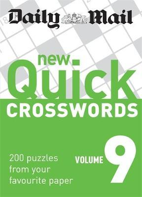 The Daily Mail: New Quick Crosswords 9