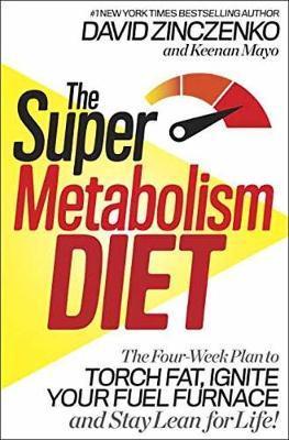 Super Metabolism Diet by David Zinczenko image