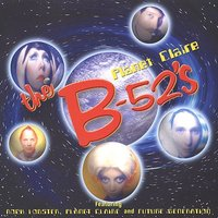 Planet Claire by The B-52's image
