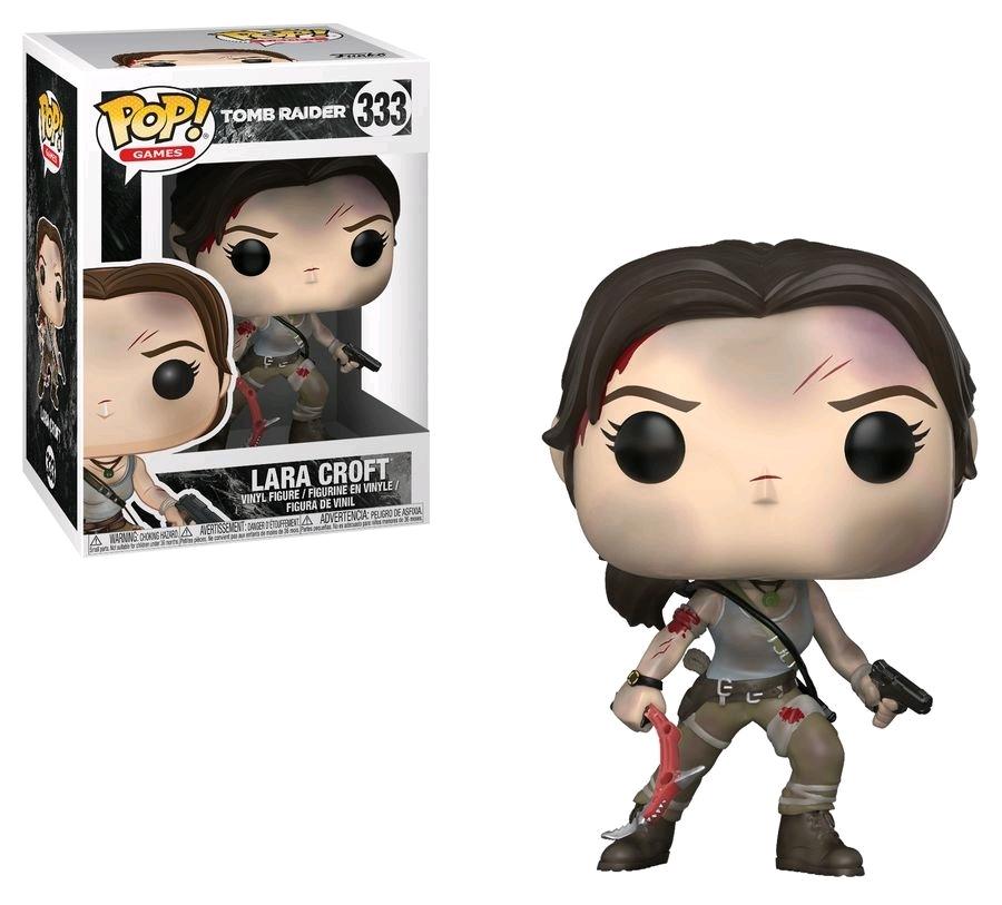 Tomb Raider - Lara Croft Pop! Vinyl Figure image