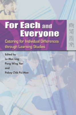 For Each and Everyone - Catering for Individual Differences through Learning Studies image