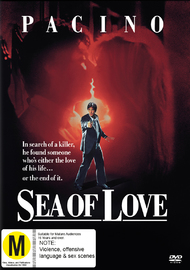 Sea of Love on DVD