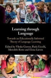 Learning through Language