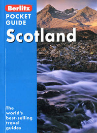Scotland Berlitz Pocket Guide image
