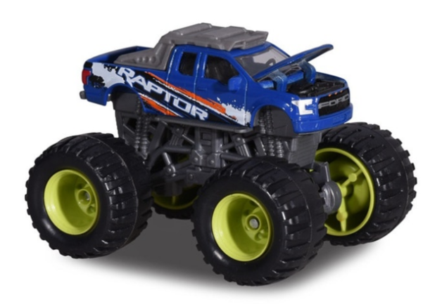 Majorette: Monster Rockerz - Ford F150 Raptor