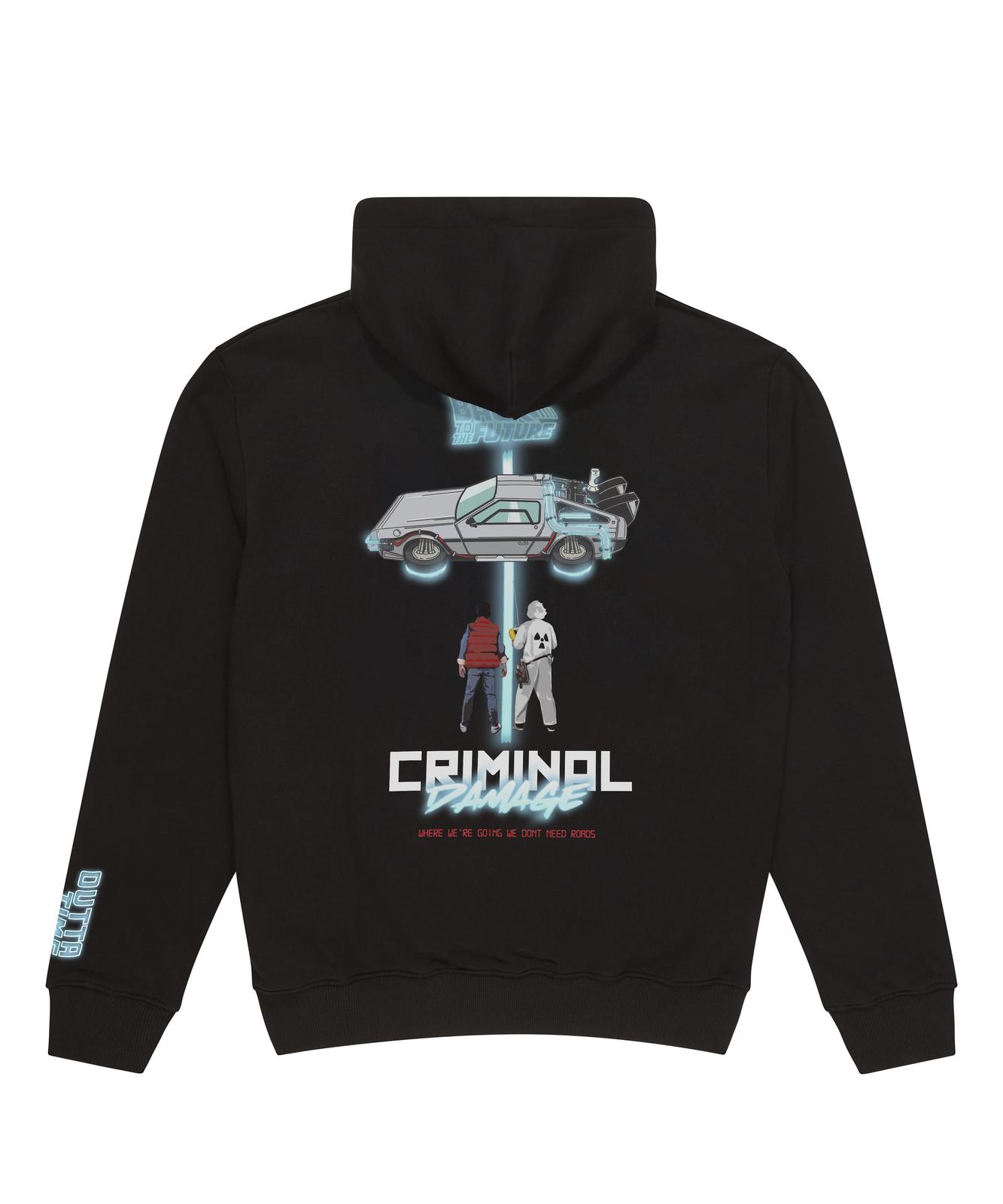 Criminal Damage: Comic Future Hood - M image