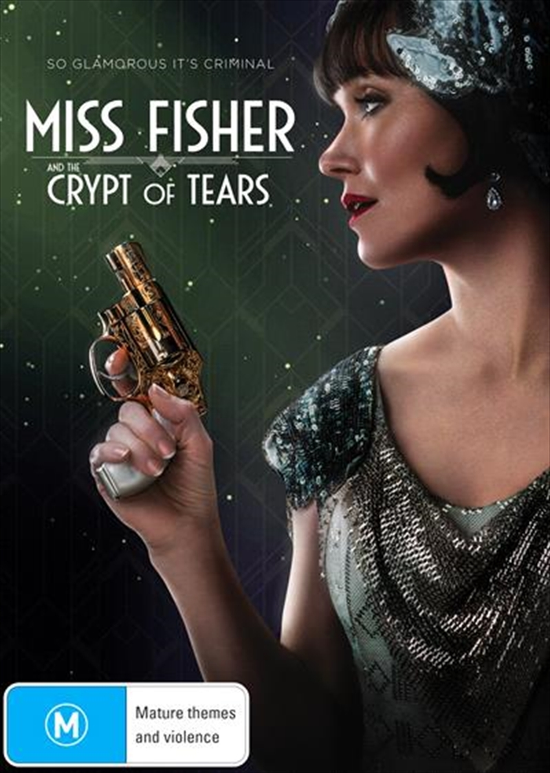 Miss Fisher & The Crypt Of Tears on DVD image