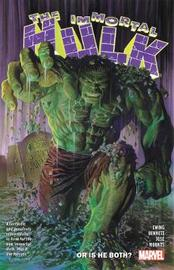 Immortal Hulk Vol. 1: Or Is He Both? by Al Ewing
