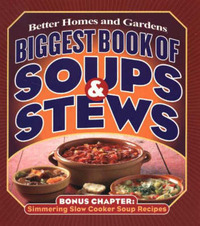 Biggest Book of Soups and Stews image