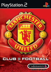 Club Football Manchester United for PlayStation 2