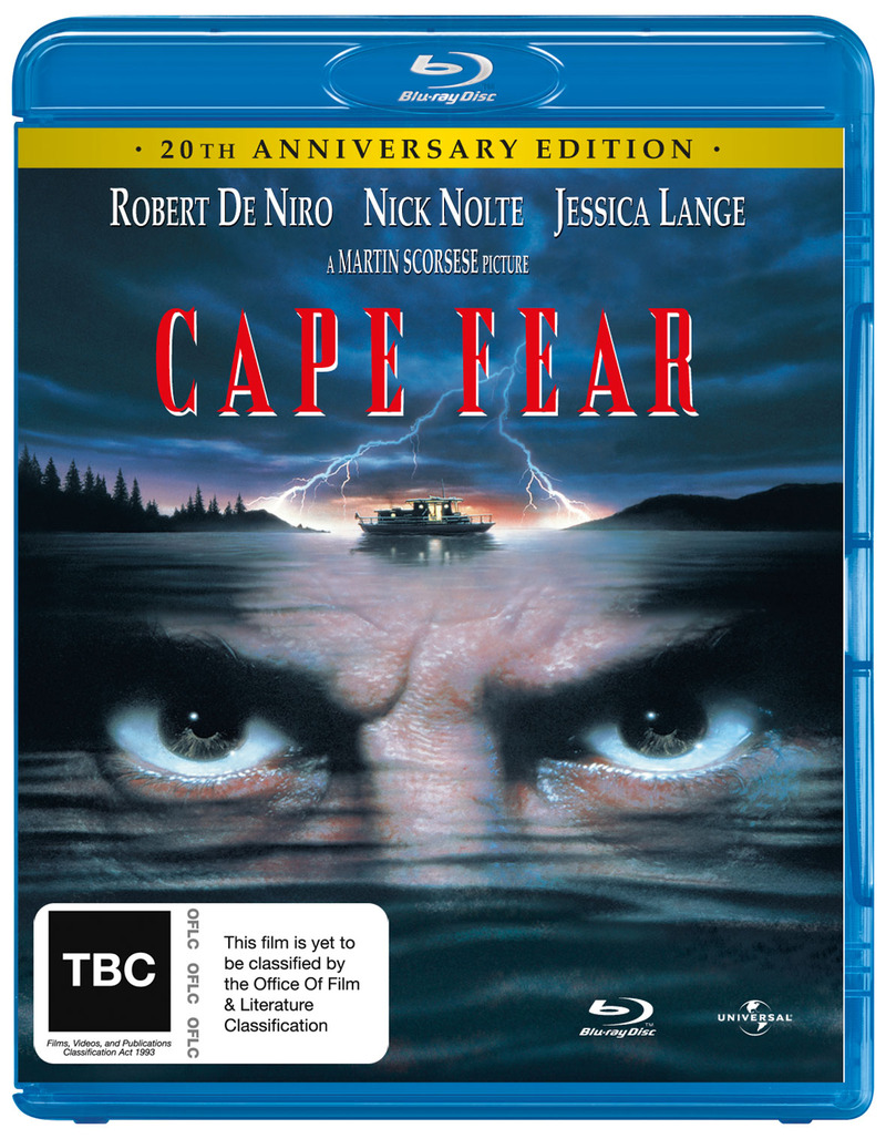 Cape Fear - 20th Anniversary Edition on Blu-ray image