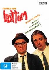 Bottom - Series 1 on DVD