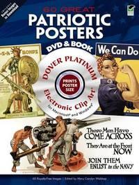 120 Great Patriotic Posters by M.C. Waldrep image