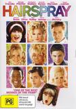 Hairspray (2007) on DVD