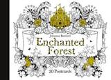 Enchanted Forest: 20 Postcards by Johanna Basford