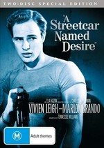 A Streetcar Named Desire, (1951) - Special Edition (2 Disc Set) on DVD