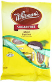Whitmans Sugar Free Mint Patties 150g