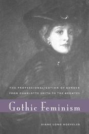 Gothic Feminism by Diane Long Hoeveler