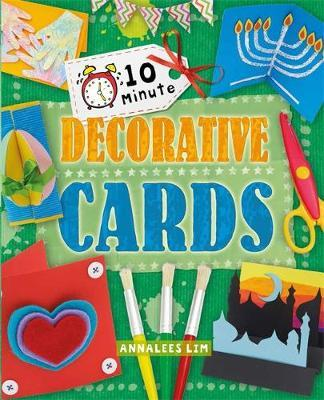 10 Minute Crafts Decorative Cards Annalees Lim Book In Stock