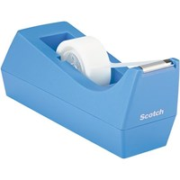 Scotch C38 Tape Dispenser - Periwinkle