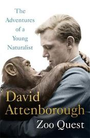 Adventures of a Young Naturalist by David Attenborough