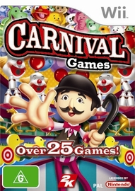 Carnival for Nintendo Wii