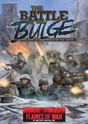 Flames of War: Battle of the Bulge - Allied Rulebook