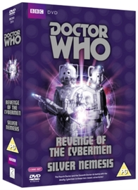Doctor Who: Cybermen Collection on DVD
