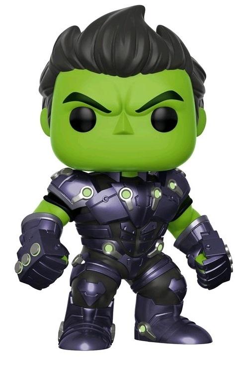 Marvel: Future Fight - Amadeus Cho (as Hulk) Pop! Vinyl Figure