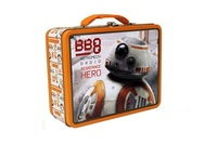 Star Wars: The Last Jedi Embossed - Large Tin Lunch Box - (BB-8)