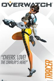 Overwatch - Tracer (760)