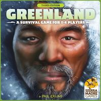 Greenland: 3rd Edition - Board Game