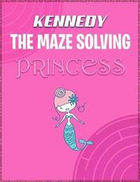 Kennedy the Maze Solving Princess by Doctor Puzzles image