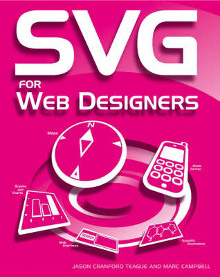 SVG for Web Designers by Jason Teague image