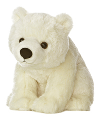 Aurora: Destination Nation - Polar Bear Plush image