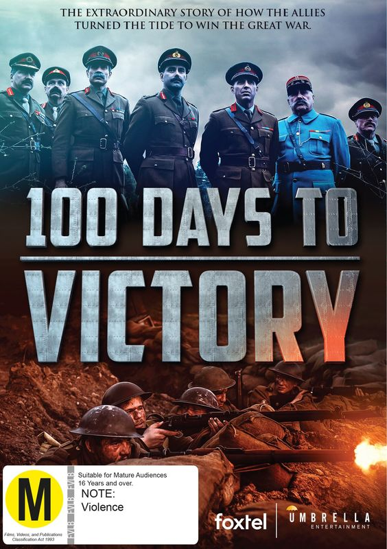 100 Days To Victory on DVD